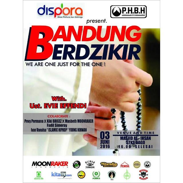 "Moonraker ""Bandung Berdzikir"""