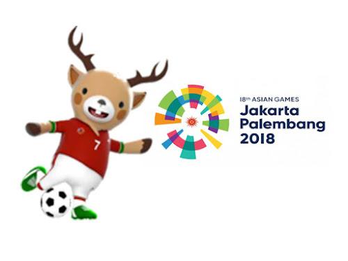 Jadwal Sepak Bola Asian Games 2018
