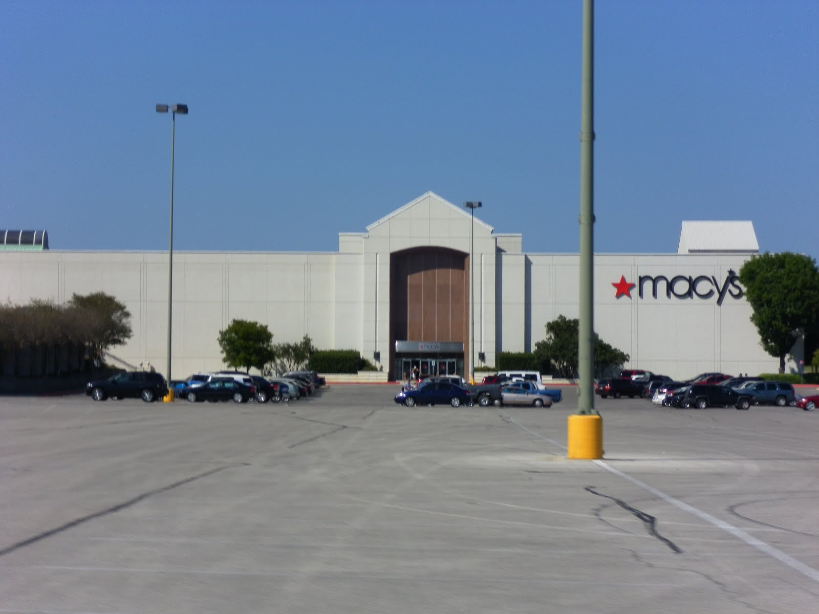 The Louisiana And Texas Retail Blogspot Rolling Oaks Mall