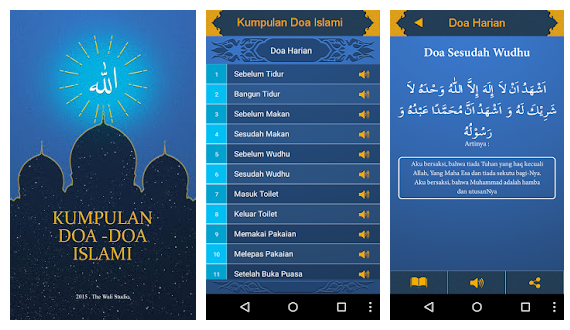 5 Aplikasi Doa Terlengkap 2020 Biar Puasa Kamu Makin Afdol