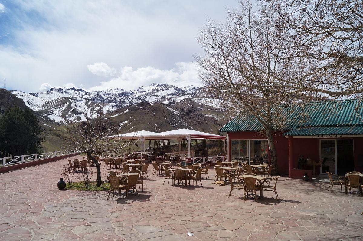 restaurante Assanfou