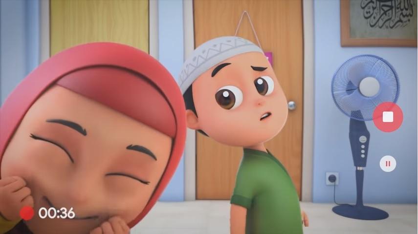Download 430  Gambar Animasi Nussa Dan Rara  Terbaik