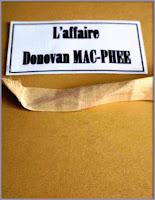 L'affaire Donovan Mac Phee