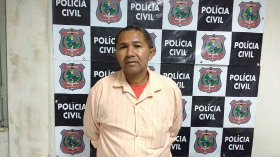 Pastor é preso suspeito de estuprar quatro crianças em Sobral