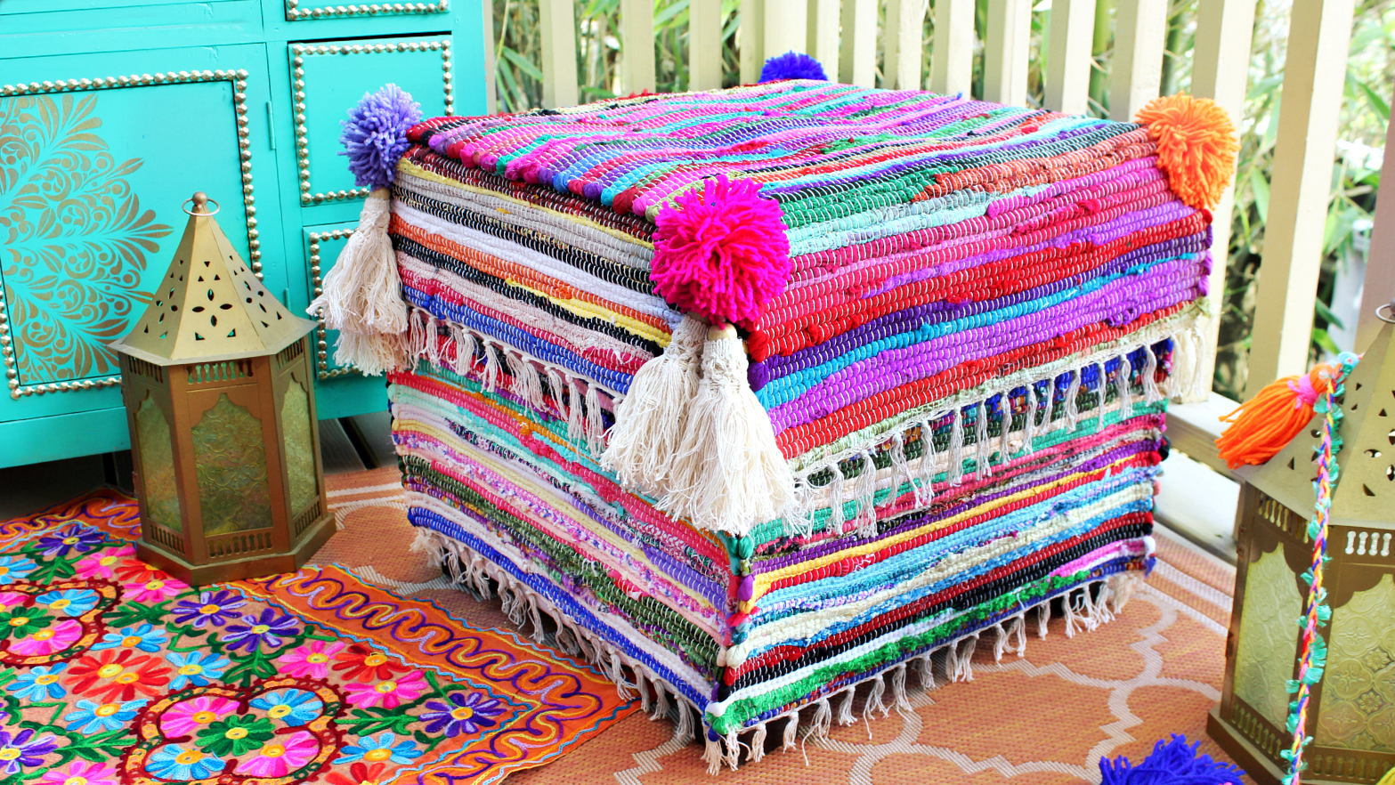 clothing to are colorful photo rugs worn rag fabric and recycle stock traditional a rug way