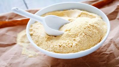 Pea Flour For Skin