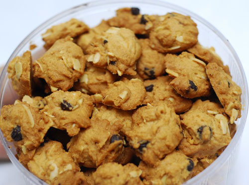 zara shopz resepi biskut famous amos ketahui rahsia perniagaan Resepi Biskut Coklat Chip Enak dan Mudah
