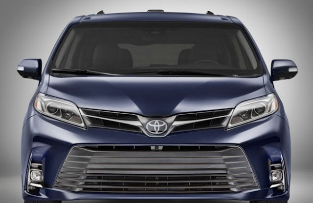 2018 Toyota Sienna Reviews