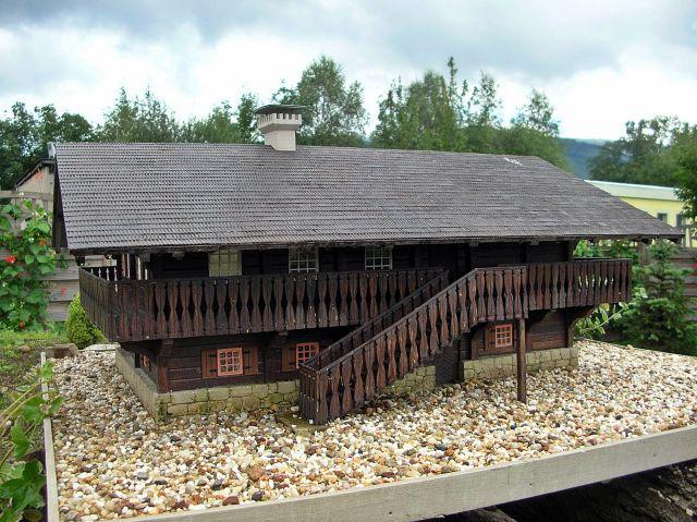 schronisko, miniatura, Dolny Śląsk, Sudety