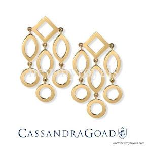 Kate Middleton jewels Cassandra Goad