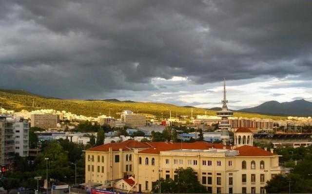 Έρχεται κακοκαιρία - Πού θα εκδηλωθούν καταιγίδες