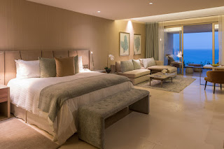 Ocean-view suite at Grand Velas Los Cabos