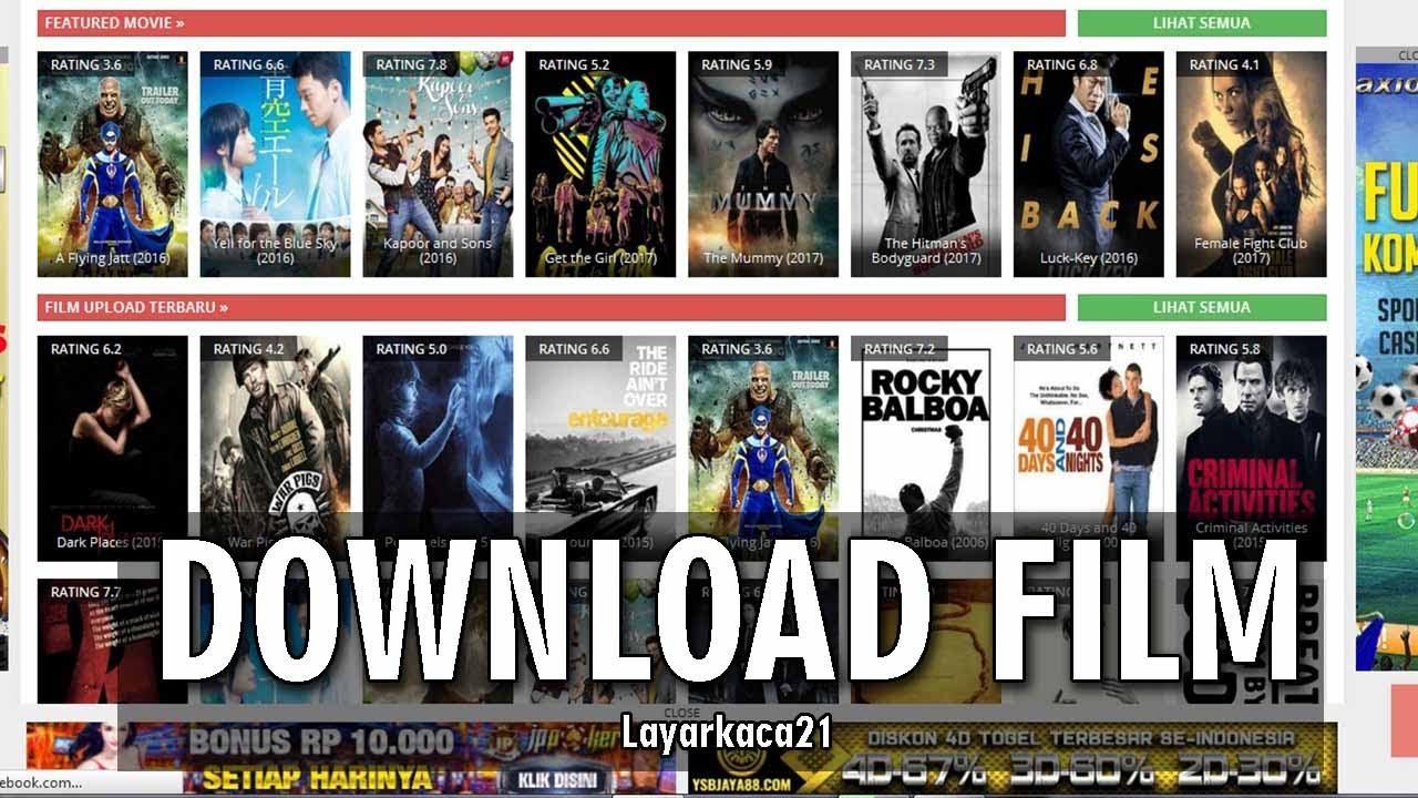 Cara Download Film dan Nonton Online di LK21