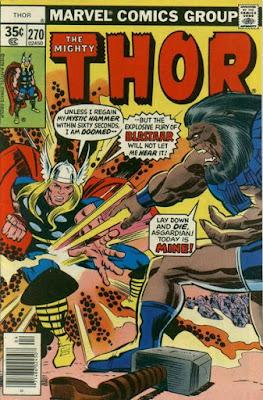 Thor #270, Blastaar
