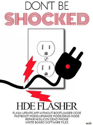 HDE Flasher best Flashtool