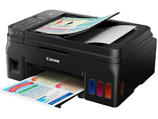 I tin add together that dark in addition to white photographs tin of course of written report live on printed Canon Pixma G4100 Driver Download