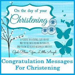 Baptism card messages yolarnetonic congratulation messages christening baptism baptism card messages m4hsunfo