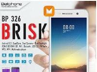 Firmware Bellphone BP326 Brisk