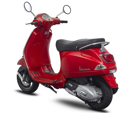 Review Vespa LX 125