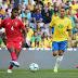 Brasil decepciona e fica só no empate com o Panamá