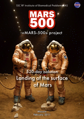The Mars-500 project