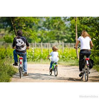passeggiata bici franciacorta