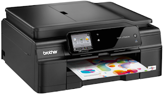 Brother DCP-j752dw Driver Download For Windows and Mac