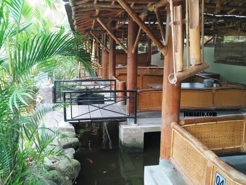 lokasi saung desa bandar lampung
