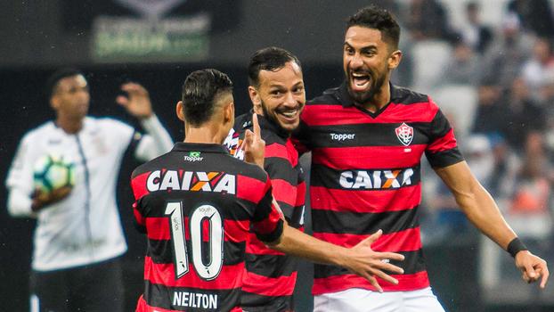 Vitória perde três titulares para o jogo contra o Flamengo 1
