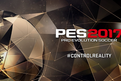 Download Game Pes 2017 apk Free For Android + Data Full Transfer (Gold Edition)