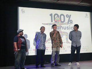 Slamet Ambari dan Ubaidillah Pemeran Film Turah Dukung Harris Turino