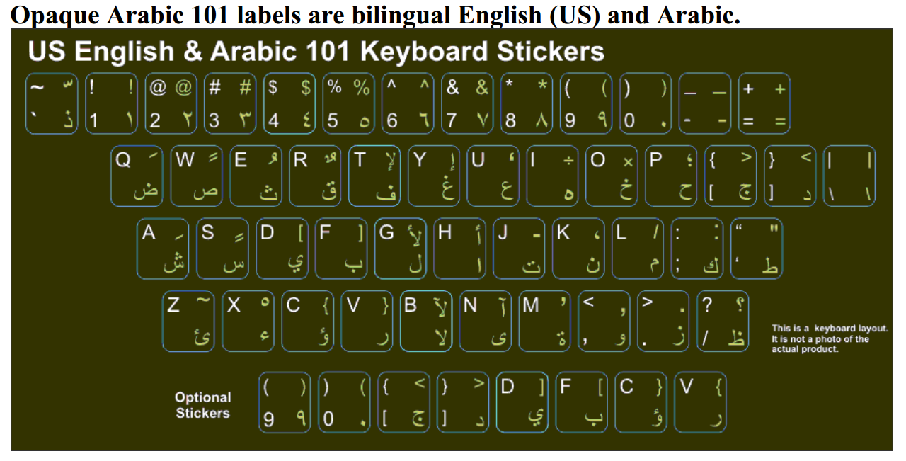 keyboard arab, layout arabic keyboard