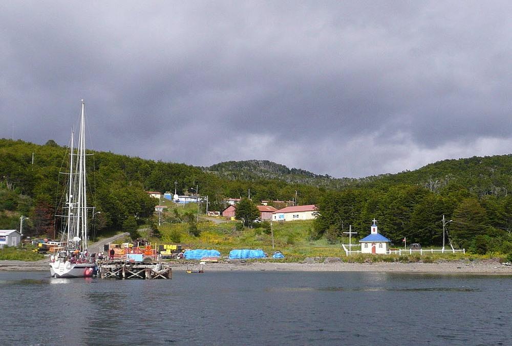 southermost city Puerto Toro