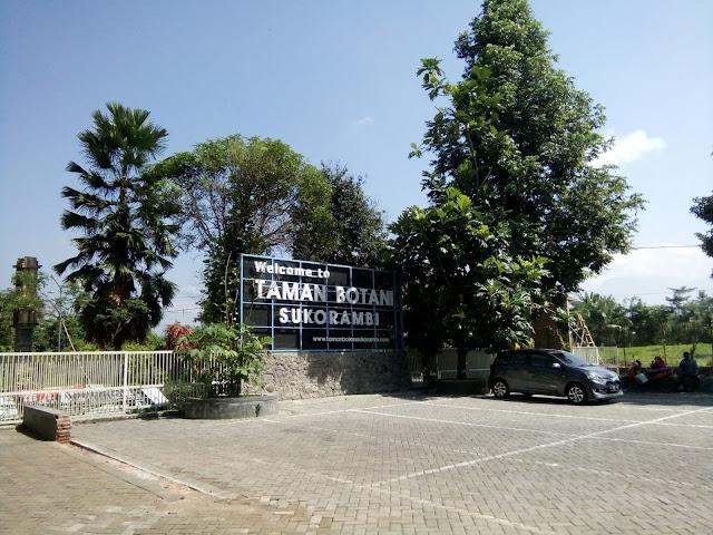 Liburan Wisata Jember Taman Botani Sukorambi