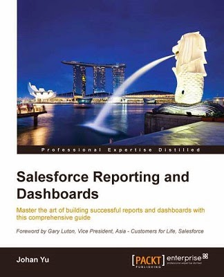 1st Book - Salesforce Reporting & Dashboards