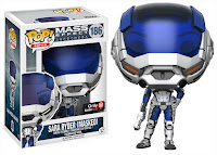 Funko Pop! Sara Ryder with mask