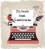 du bruit dans Landerneau machine à écrire presse article bibliza
