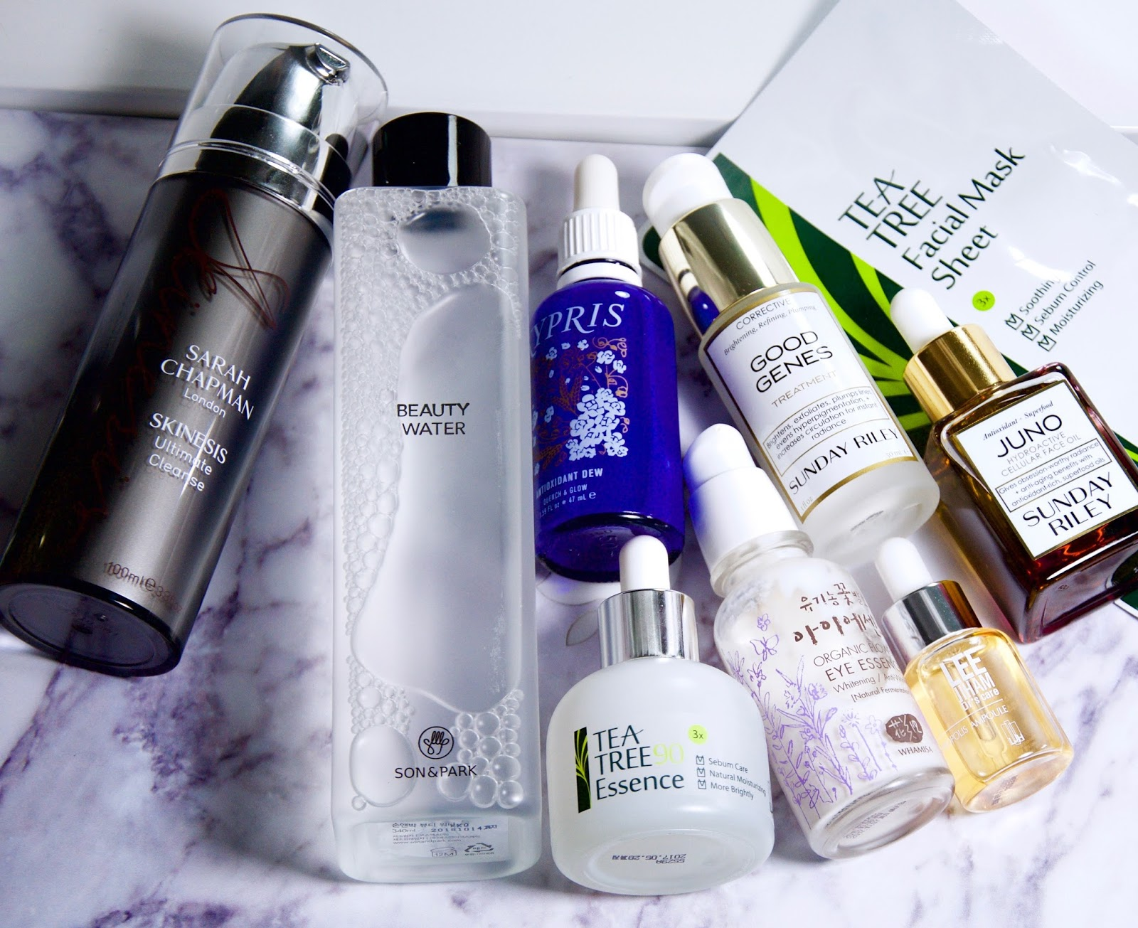 THE REVIEW : SON & PARK BEAUTY WATER , A MULTI-TASKING GODDESS!