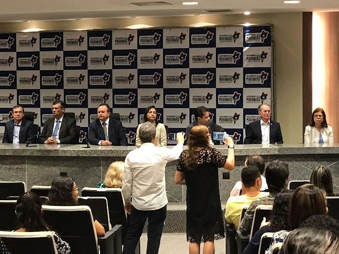 Levi Pontes participa da abertura do Seminário de Políticas Públicas Sobre Drogas