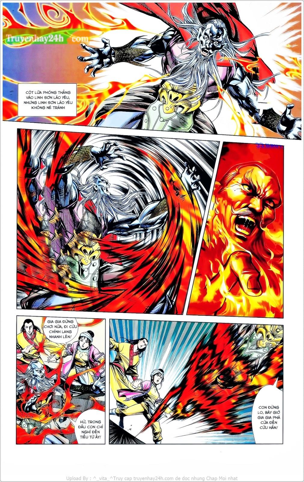 Tần Vương Doanh Chính chapter 25 trang 26