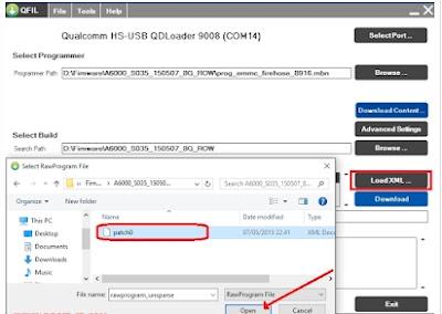 Mengatasi Gagal Flash Vivo V7 Via QFIL Tested 100%