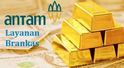 cara investasi emas terbaru dengan layanan brankas pt antam