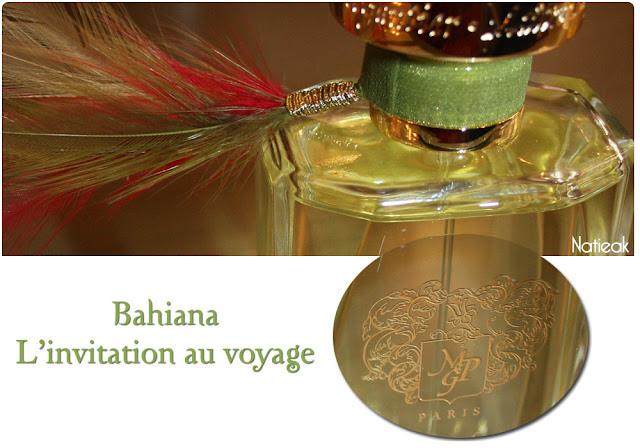 Bahiana de  Maître Parfumeur et Gantier