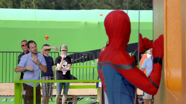How Green Screen Special Effects are Made in Movies
