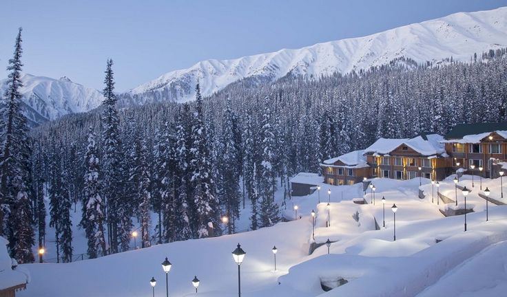 Five Places to See Snowfall in this Winter | Gulmarg, India