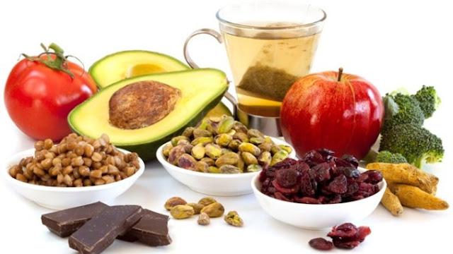 4 Makanan Yang Bagus Bagi Kesehatan Dan Kebugaran Tubuh