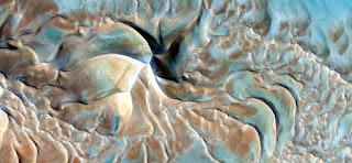 surrealismo abstracto abstracción color calor duna dunas colores formas