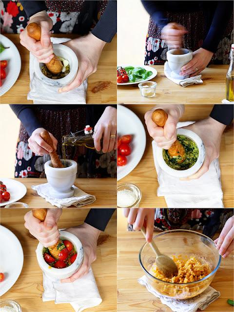 Vingt recettes de pesto (pas à pas)