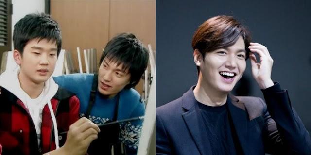 16 Film dan Drama Korea Terbaru Lee Min Ho (Terupdate Selalu)