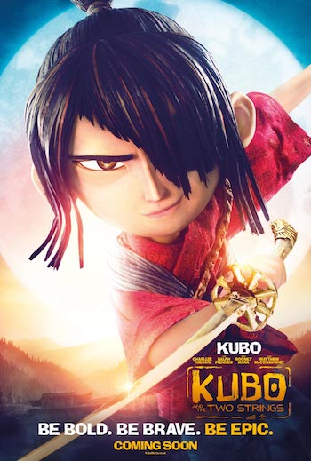 Kubo And The Two Strings 2016 English TSRip x264 350MB Download